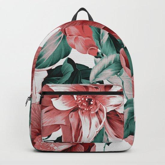 FLOWERS 10b Backpack