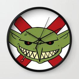 Nitrogoblin Wall Clock