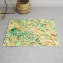 Abstract Modern Art 19100101 Rug