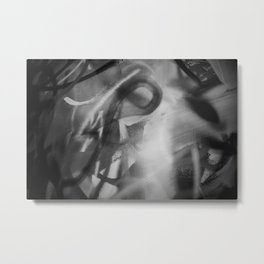 Specters of Schizophrenia Metal Print