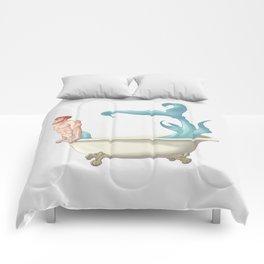 My Little Merman Comforters