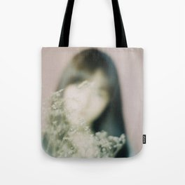 faded spring Tote Bag