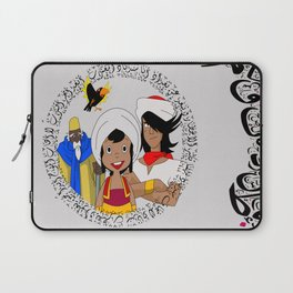 Arabian Nights Laptop Sleeve