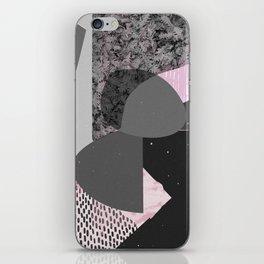 leaves dead iPhone Skin