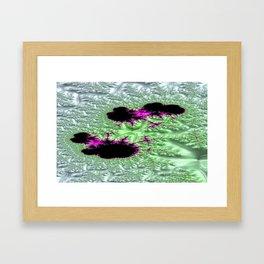 Disbelieving Incisor 8 Framed Art Print