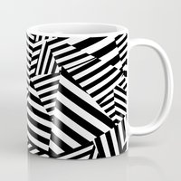 vertigo Mugs featuring Vertigo by YAY.