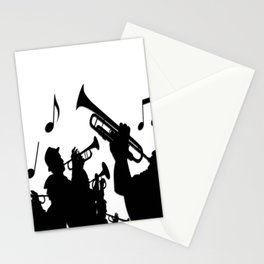 Jazz it Up Stationery Cards