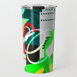 Space Invaders Travel Mug