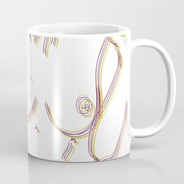 Rainbow Nude Coffee Mug
