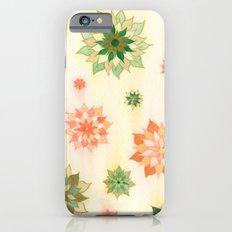 108 - Nastya Flowers iPhone 6 Slim Case