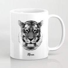 TIGER SAYS MEOW Mug