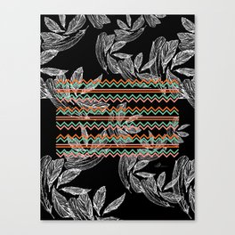 Plume 6 Canvas Print
