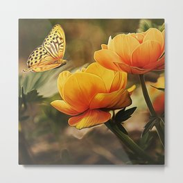 Flower Art - 2 Metal Print