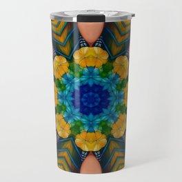Coleção mandalas: cabocla Travel Mug