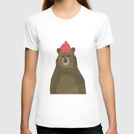 Winter Bear T-shirt