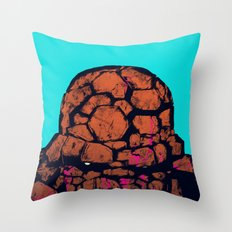 Whump! Throw Pillow