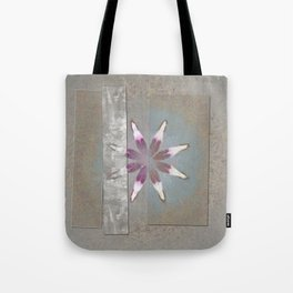 Turk In The Altogether Flowers  ID:16165-065856-95341 Tote Bag