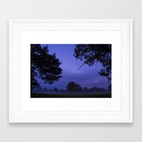 romance Framed Art Prints featuring Romance by Mark Spence