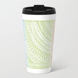 Weaved Elements I Travel Mug