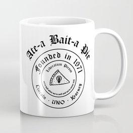 Ate-a Bait-a Pie Coffee Mug