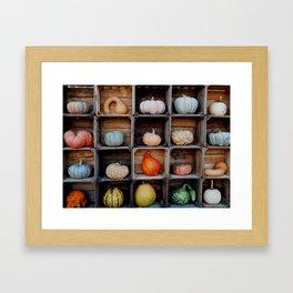 Harvest wallpaper Framed Art Print