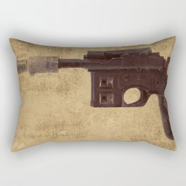Han Pistol - Blaster Rectangular Pillow