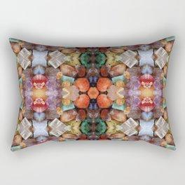 Fiery gems for you Rectangular Pillow
