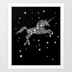 Made of Stars Art Print