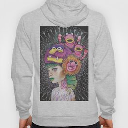 The One With The Purple Eyes Hoody