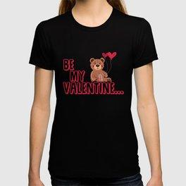 Teddy Bear Valentine's Day Gift T-shirt