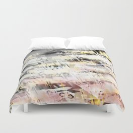 Flight Abstract Horizontal Duvet Cover