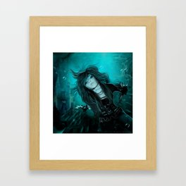 An eternity untouched Framed Art Print