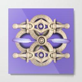 Creation II Metal Print