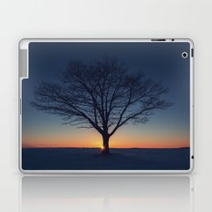 Winter Sundown Laptop & iPad Skin