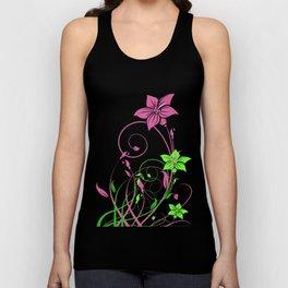 Spring's flowers Unisex Tank Top