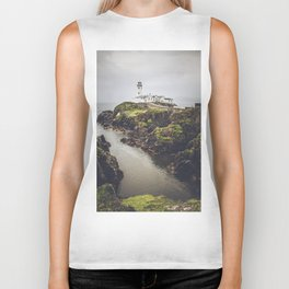 Fanad Lighthouse Biker Tank