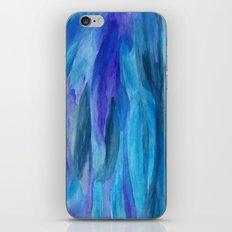 Adelaide Blues iPhone & iPod Skin