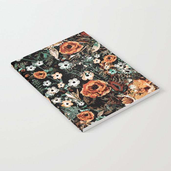 SPACE GARDEN IV Notebook