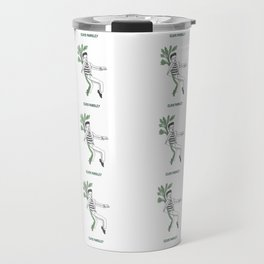 Elvis Parsley Travel Mug