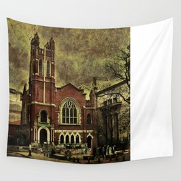 Dark City Wall Tapestry