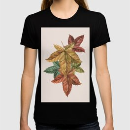 Memories of Leaves T-shirt