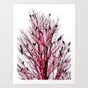 """Birds of Texas - Red"" by juliantgardea"