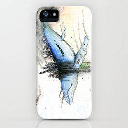 Air Pollution iPhone Case