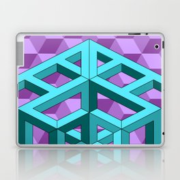 impossible patterns Laptop & iPad Skin