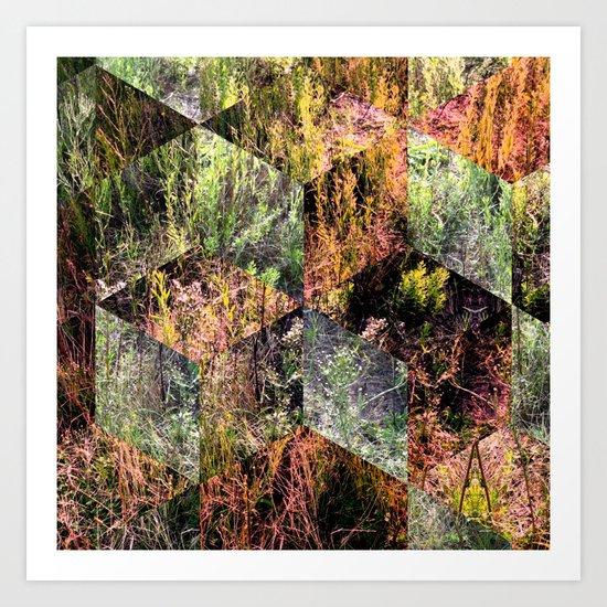 Super Natural No.2 Art Print