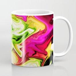 Sweeper Abstract Coffee Mug