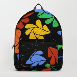 Afro Diva : Colorful Backpack