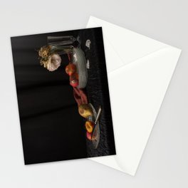 Still life of decay Stationery Cards