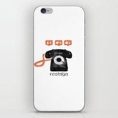 Nostalgia iPhone & iPod Skin