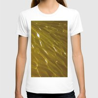 orange pattern T-shirts featuring Orange pattern by Svetlana Korneliuk